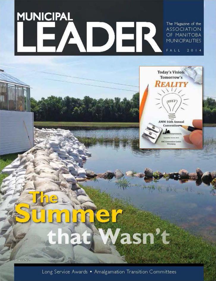 municipal leader cover